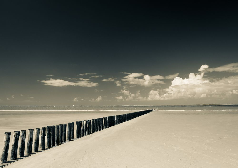 Zeeland - Tag am Meer