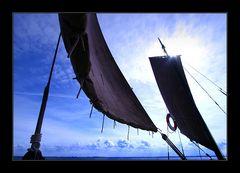 Zeesboot fahren