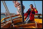 Zeesboot Skipper Norbert