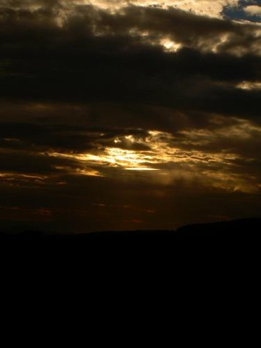 Zeigt her eure Sonnenüntergänge!