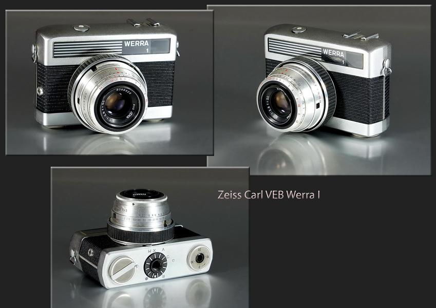 Zeiss Carl VEB Werra I