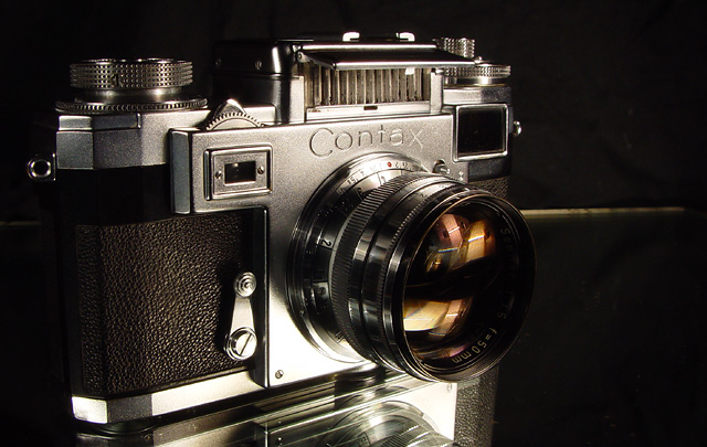 Zeiss Ikon Contax III a