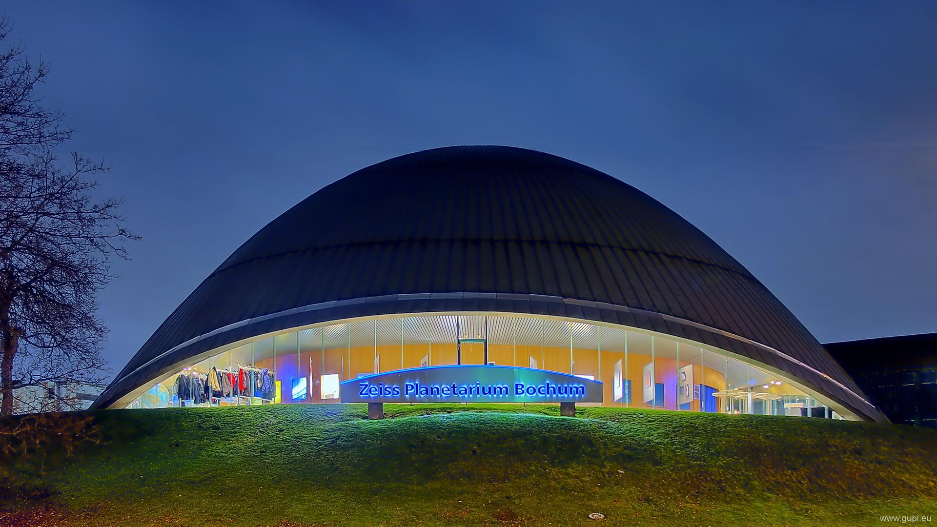 Zeiss Planetarium Bochum Foto & Bild | deutschland, europe