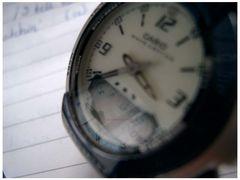 Zeit...