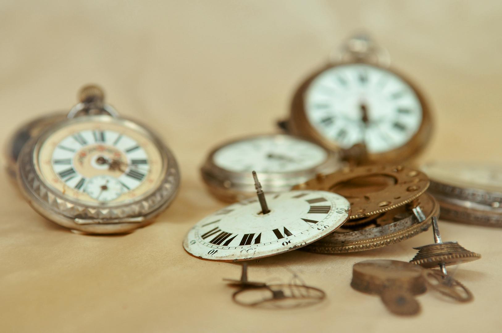 Zeit abgelaufen