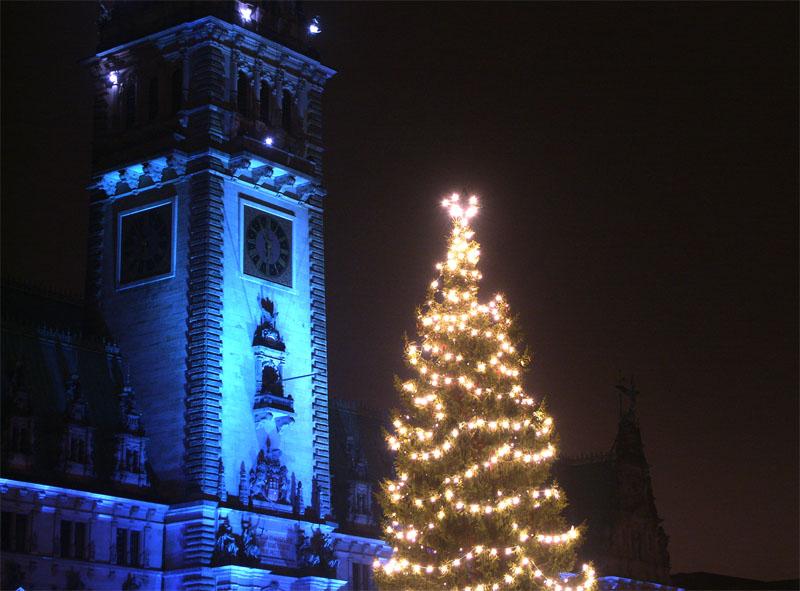 ......Zeit der blauen Lichter