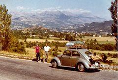 Zeit - Doku 1961: mit dem ersten Käfer in den Süden