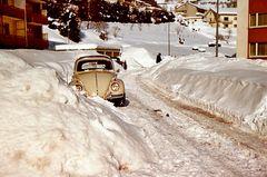 Zeit - Doku Anfang 70-er Jahre: Schneemassen im Grönland