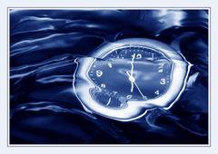 Zeit fließt