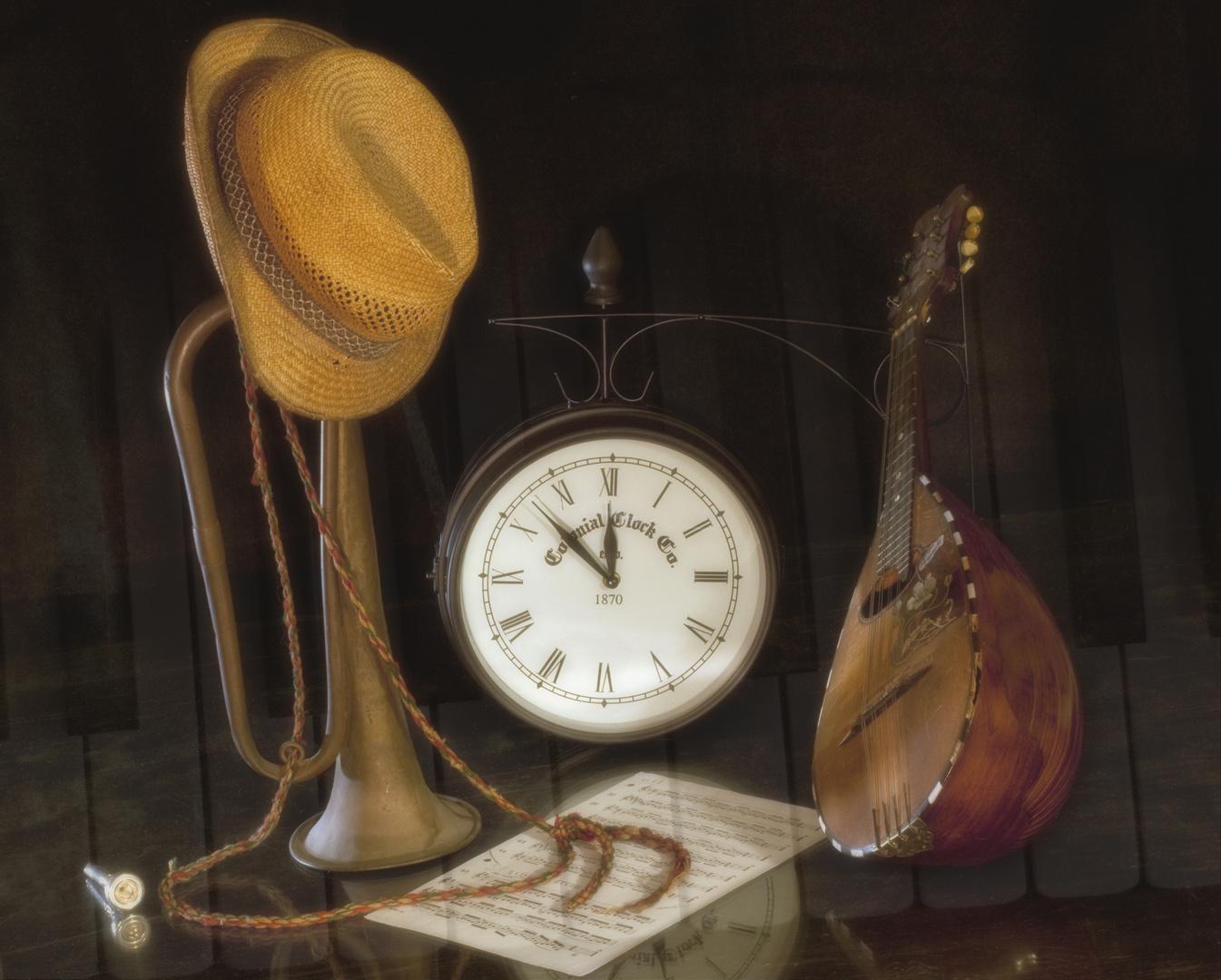 Zeit für Musik
