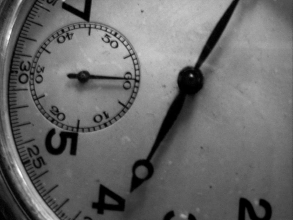 Zeit ist..