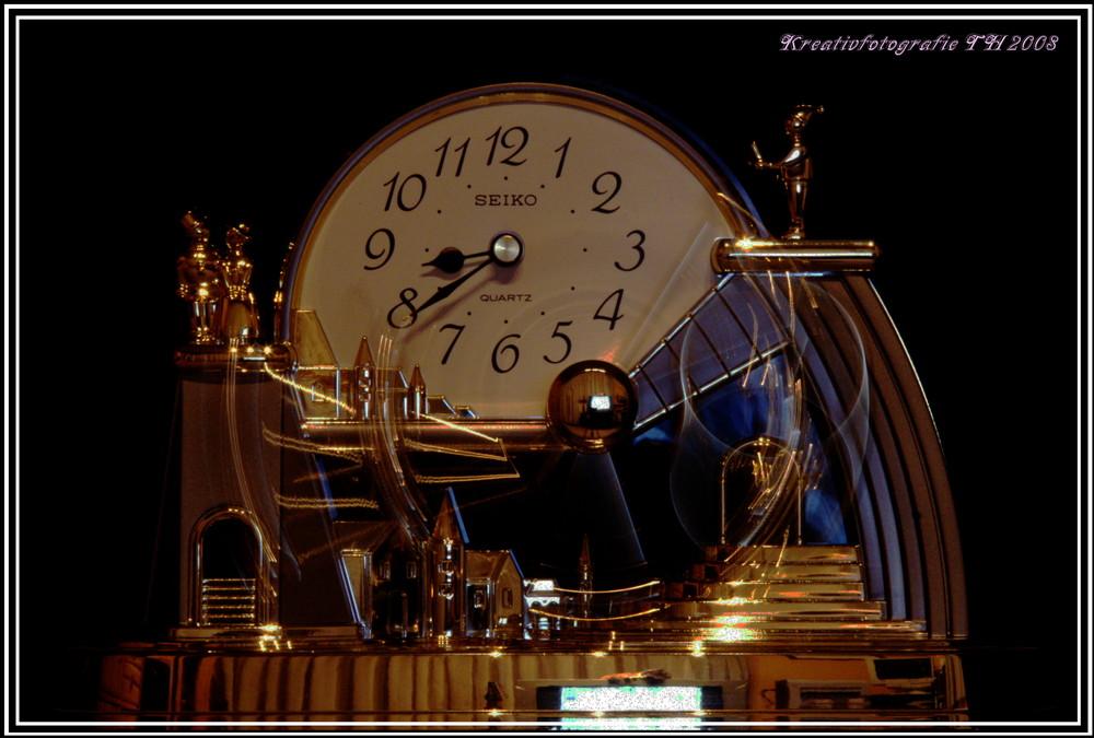 Zeit vergeht .......