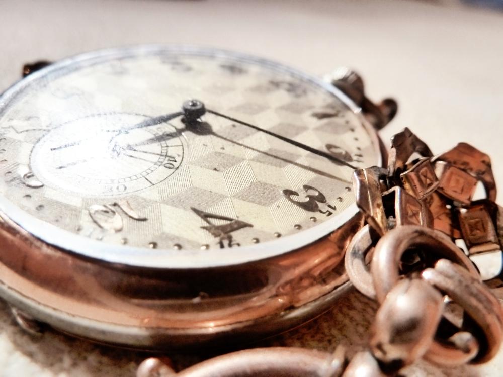 Zeit vergeht...