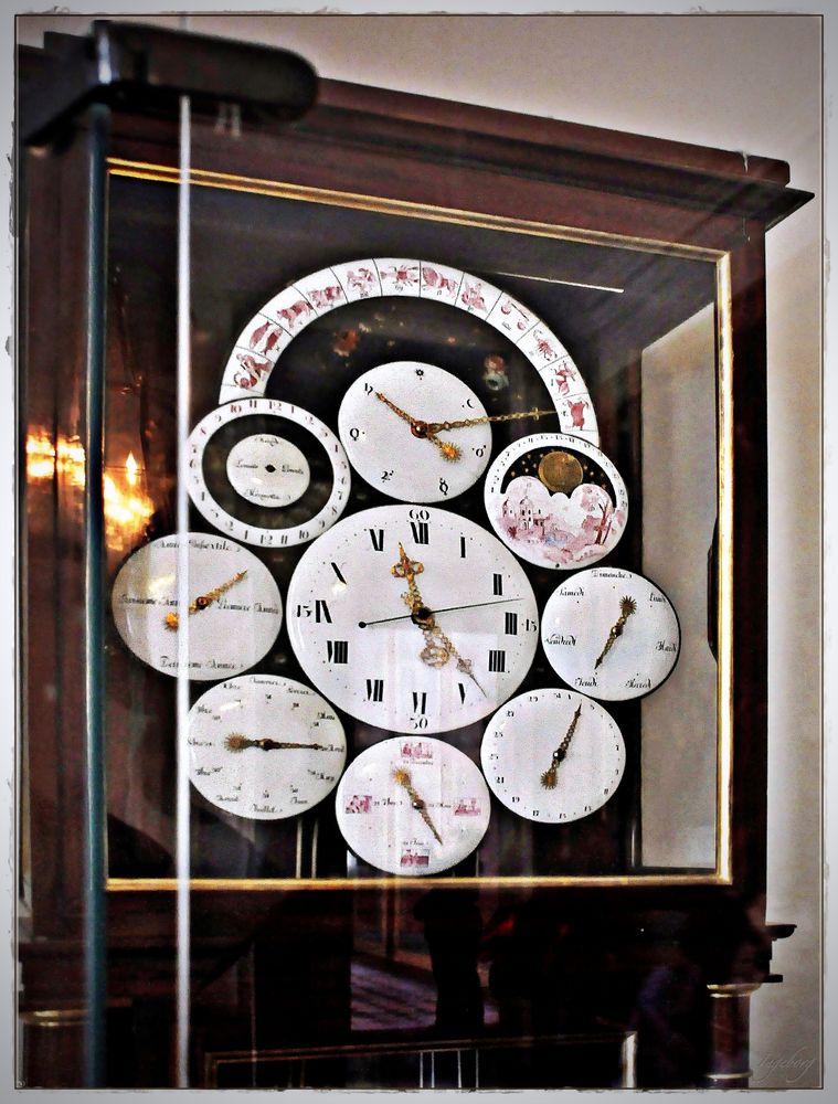 Uhrzeit In Frankreich