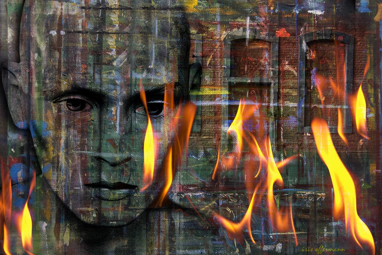 Zeitalter Menschheit  - Die Welt brennt...
