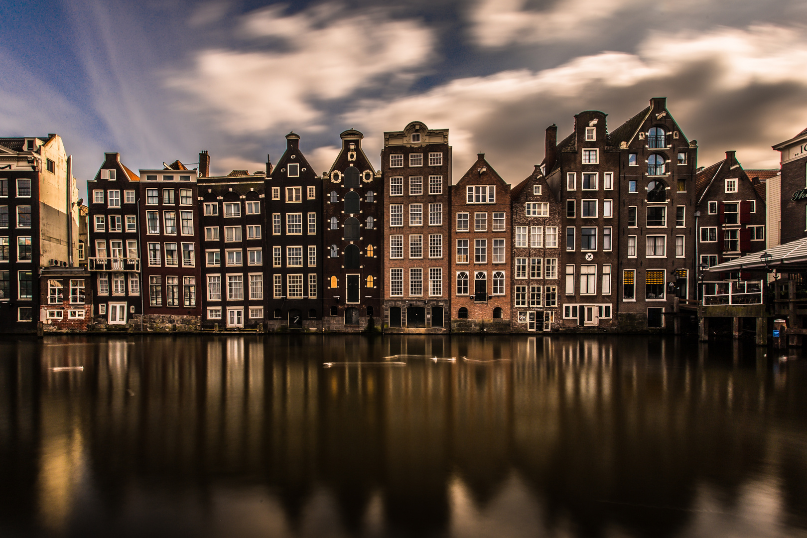 Zeitloses amsterdam foto bild architektur europe benelux bilder auf fotocommunity - Architektur amsterdam ...