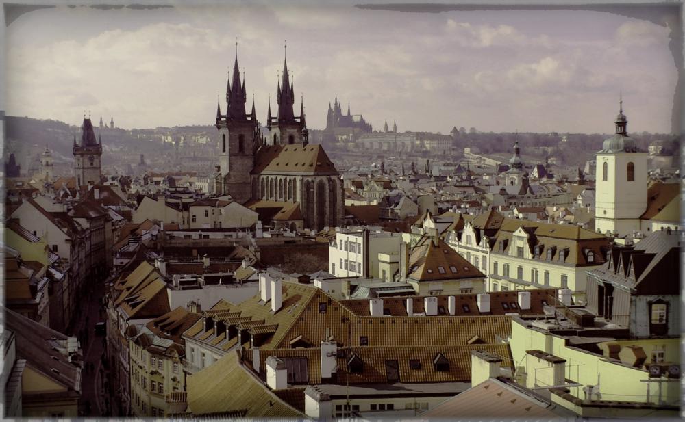 Zeitloses Prag
