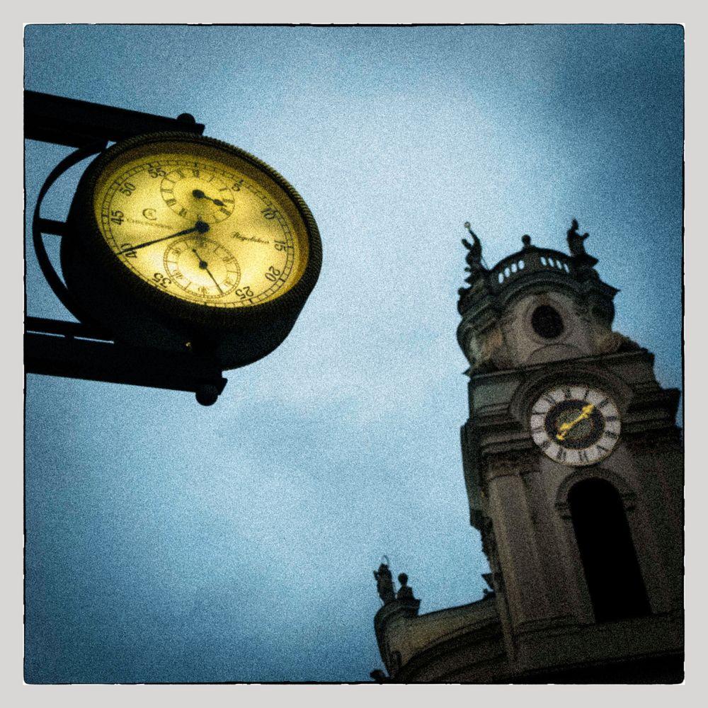 Zeitmesser - Zeiträume