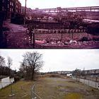 Zeitreise - Duisburg Beeck, Hubertusstr. 1978 & 2012