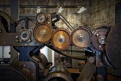Zeitungs-Druckmaschine