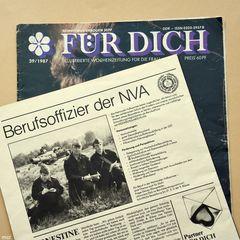 Zeitungswerbung KW 39/`1987