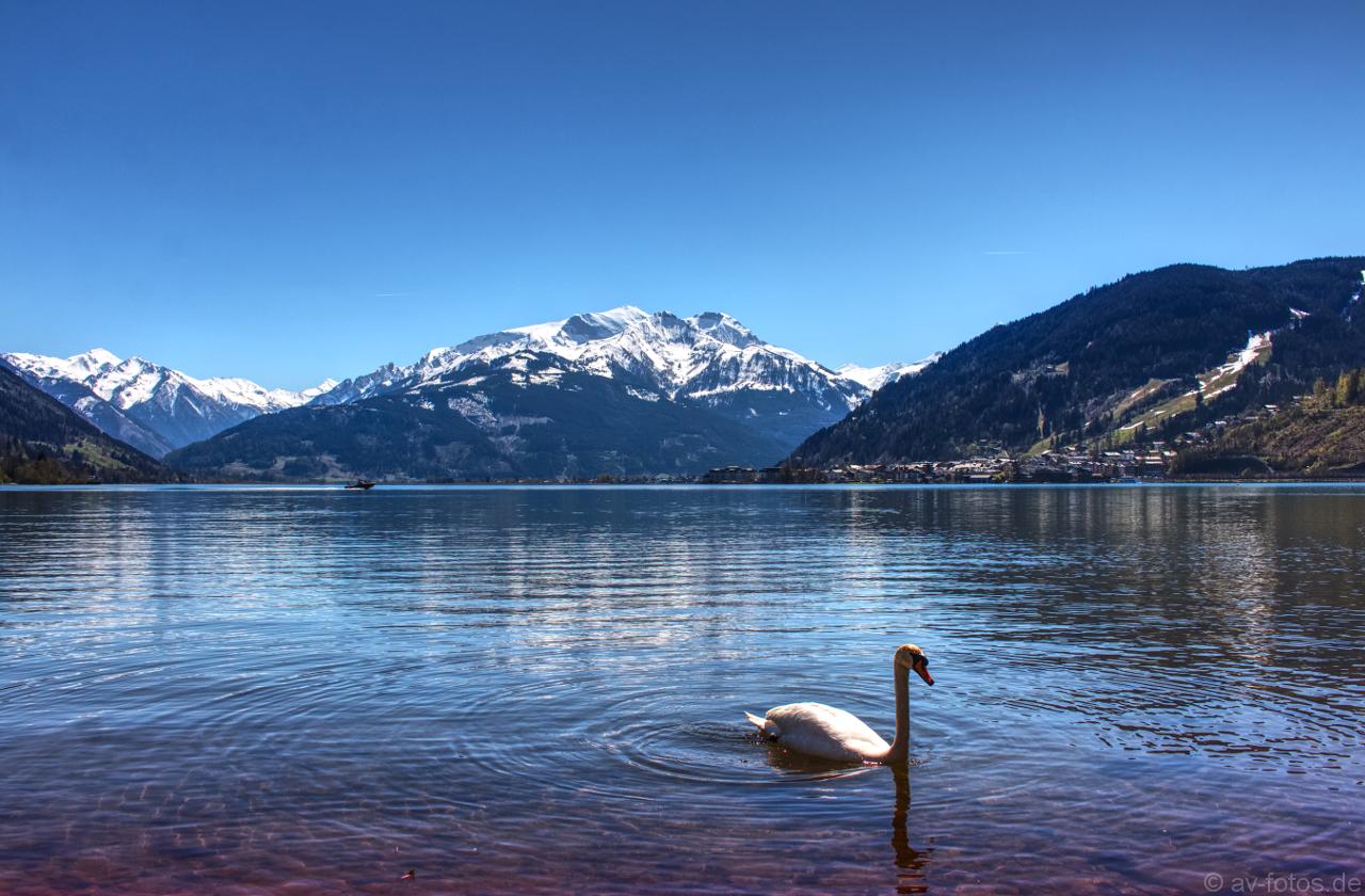 Zeller See bei Zell am See