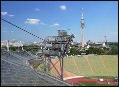 Zeltdachtour - Olympiastadion München - 4