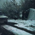 Zeltlager auf der Lorelei - Camping à la Lorelei
