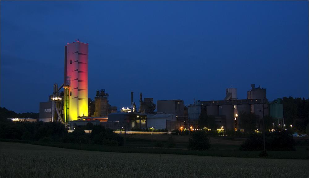 Zementwerk Wössingen