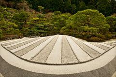 Zengarten Ginkau-Ji Tempel