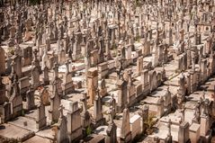 Zentralfriedhof in Palma