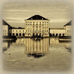 Zentralgebäude Schloß Nymphenburg