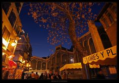 Zentralmarkt in Valencia
