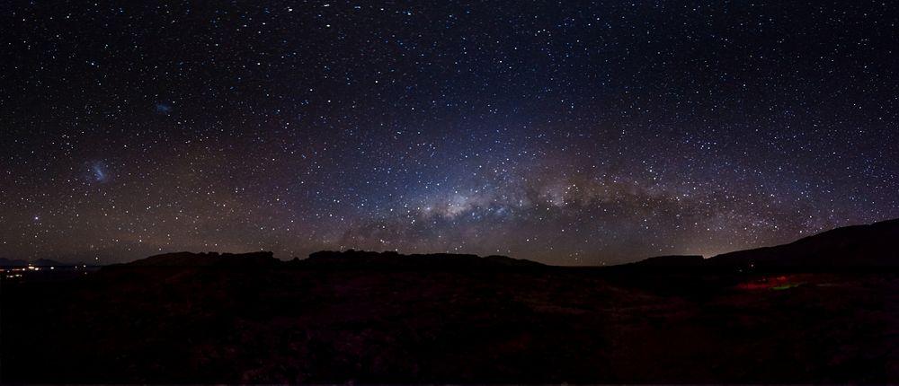 Zentrum der Milchstraße - Atacama