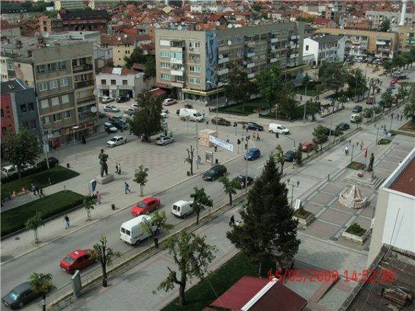 Zentrum Gjilan:  2009