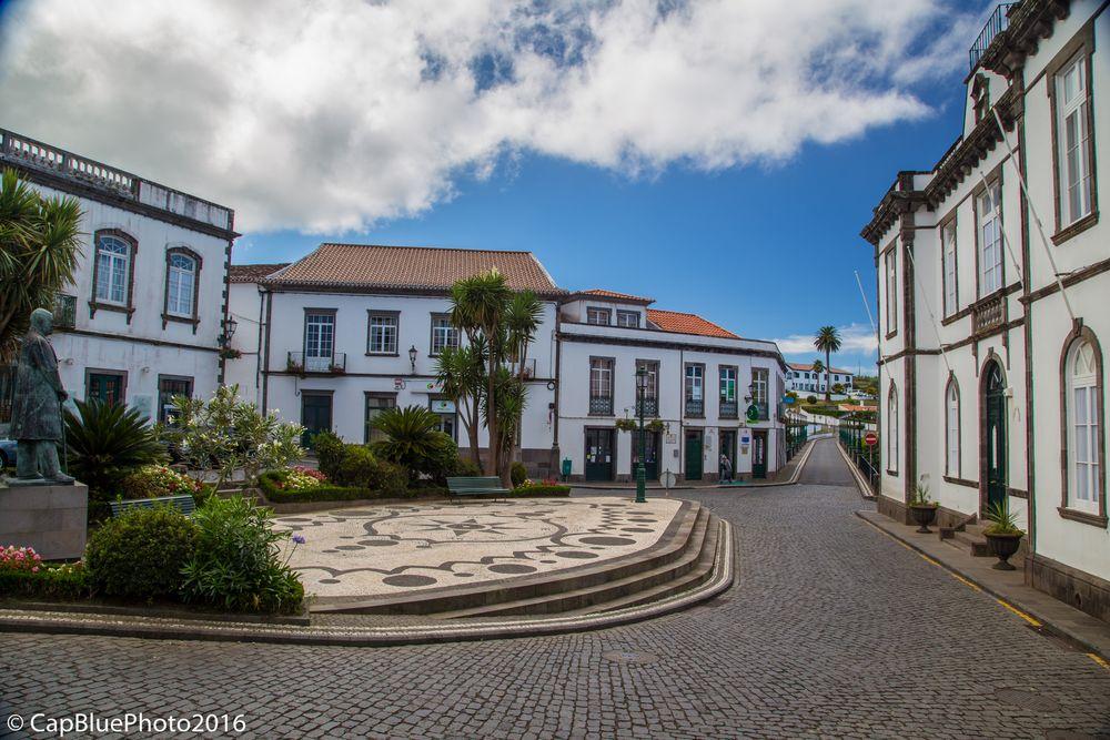 Zentrum von Nordeste Sao Miguel