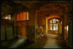 Zerbröckelnde Ruinen, Steine, Steine.....
