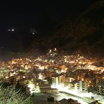 Zermatt by night...