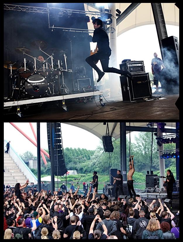 Zeromancer @ Blackfield Festival 2010