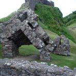 Zerstörung von Urquhart Castle