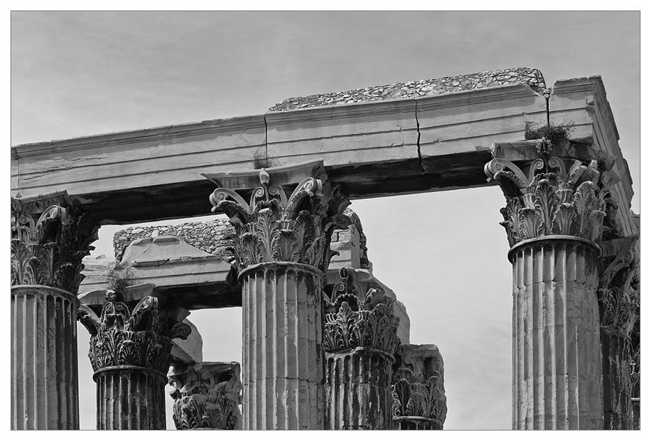 Zeus-Tempel SW