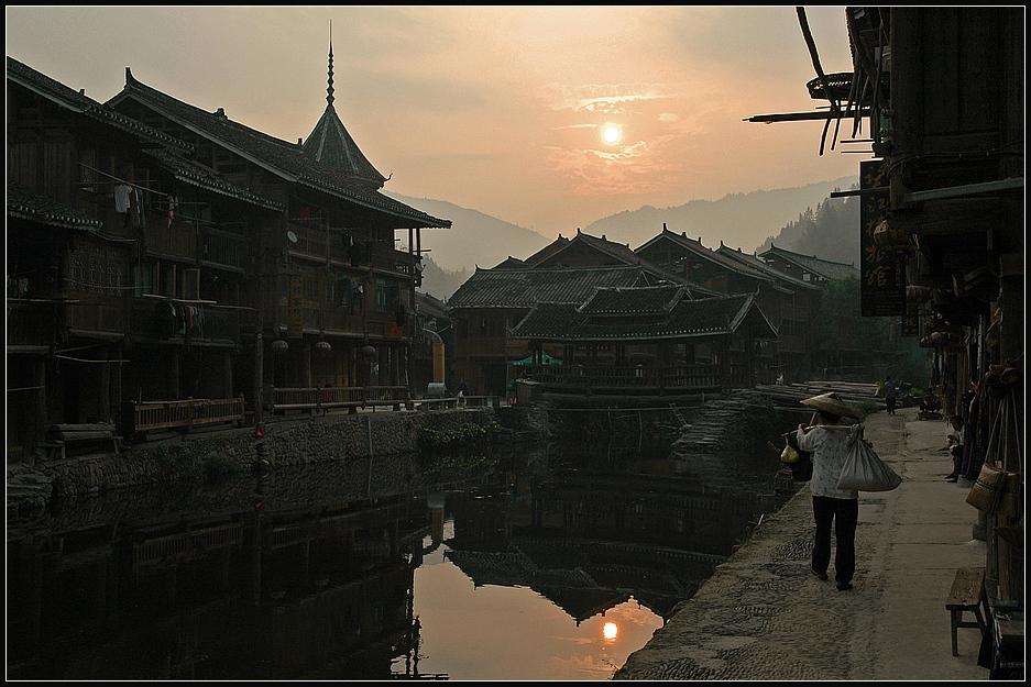 Zhaoxing erwacht