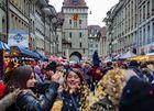 Zibelemärit in Bern (Zwiebelmarkt)