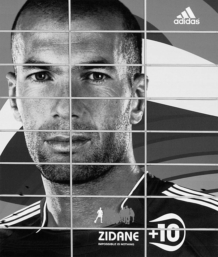 Zidane - Impossible is Nothing