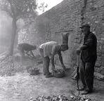 Ziegelei-Arbeiter, Spanien, 1980