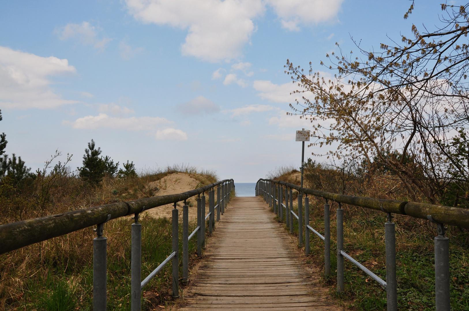 Ziel: Ostsee