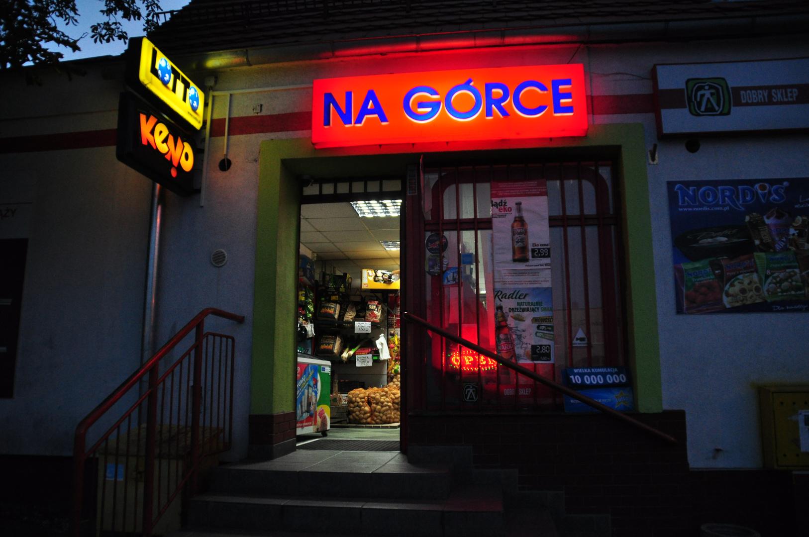 Zielona Gora - Kleiner Laden