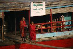 Zielort Mandalay