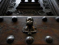 Zierden an Türen....in Italien 2