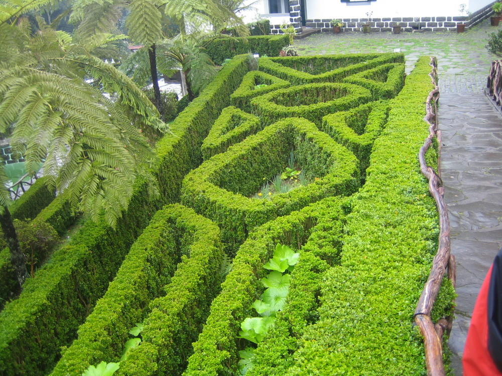 Ziergarten auf Madeira